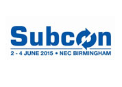 Caparo exhibits at Subcon 2015