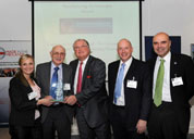 Caparo supported company wins award