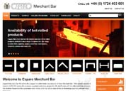 Caparo Merchant Bar launches new website