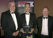 Caparo business wins Export Award